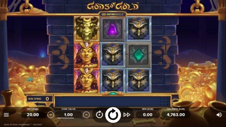 Tragaperras mejorado Club Gold picks