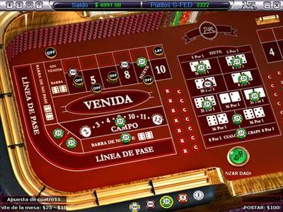 Apuestas casino Spectra Almada