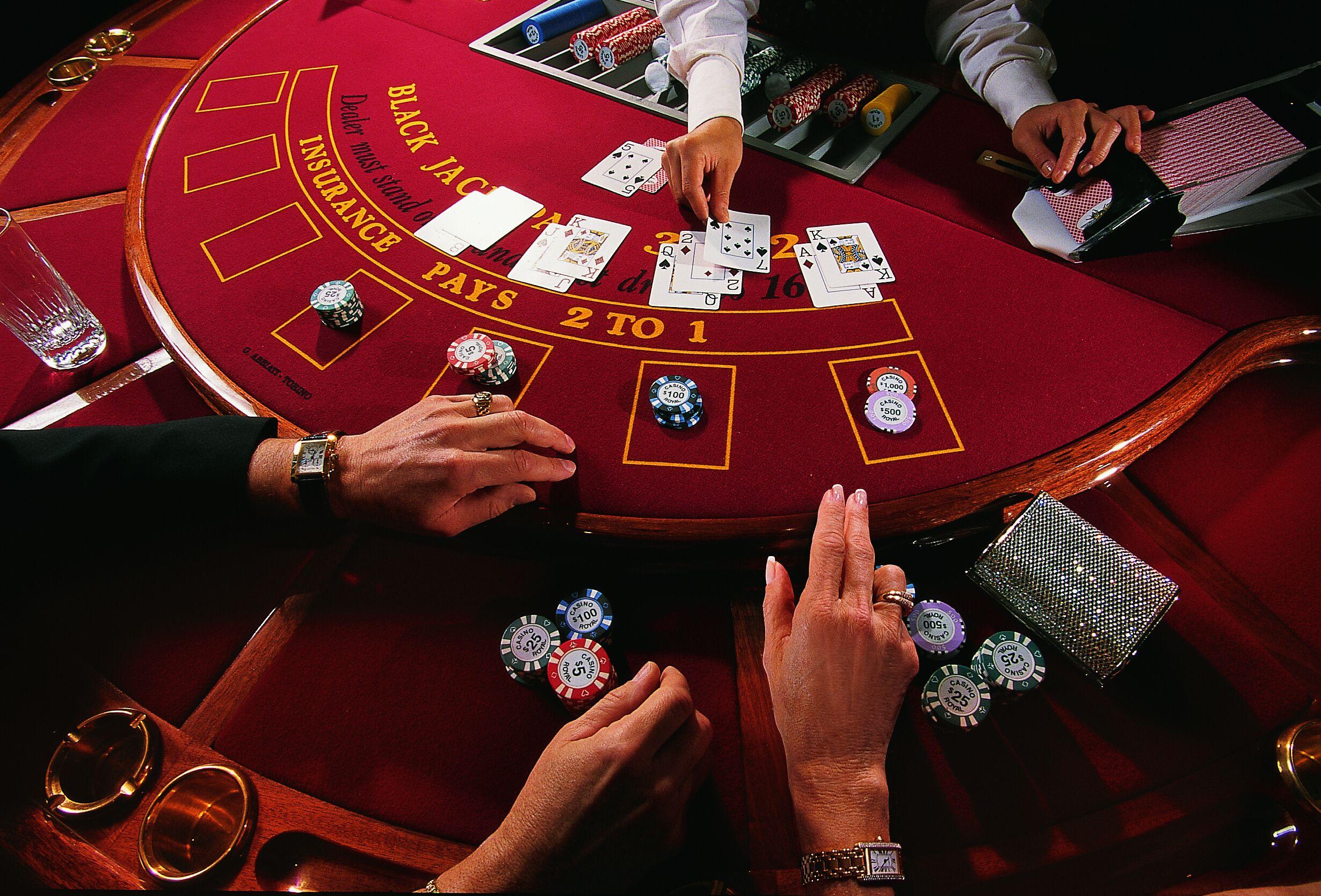 Torneos de Blackjack secuencia 116359