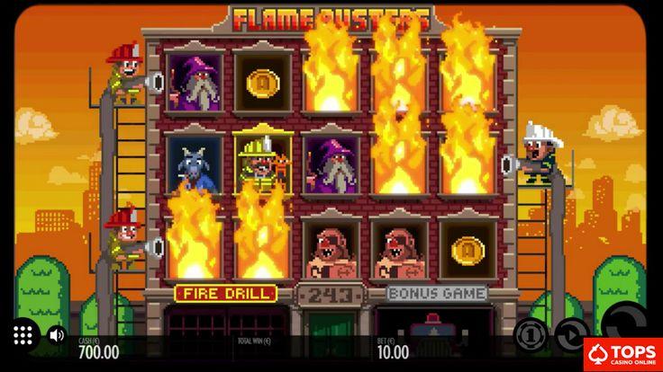 Casino deportivos Flame 168704