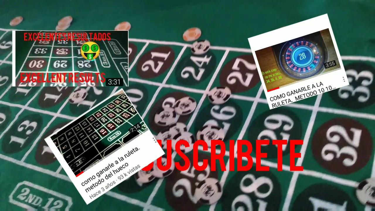 Algoritmo ruleta Navarra casino 310899
