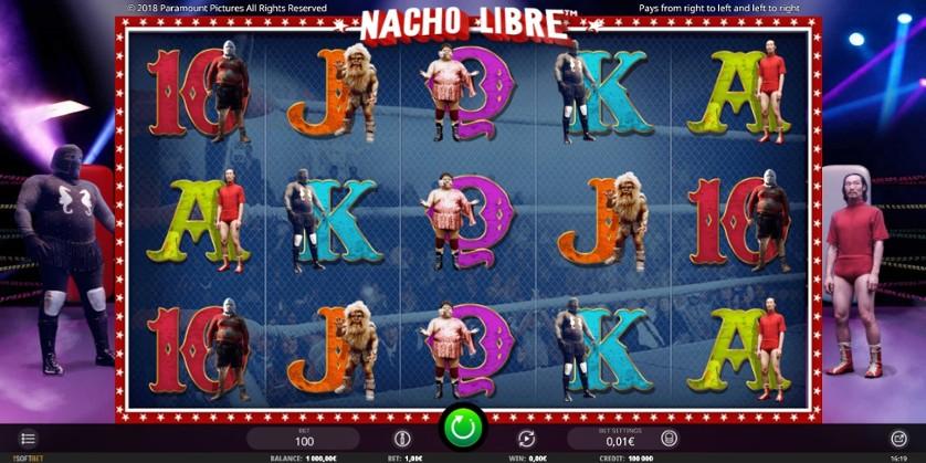 Como vencer tragamonedas Nacho latinoamerica