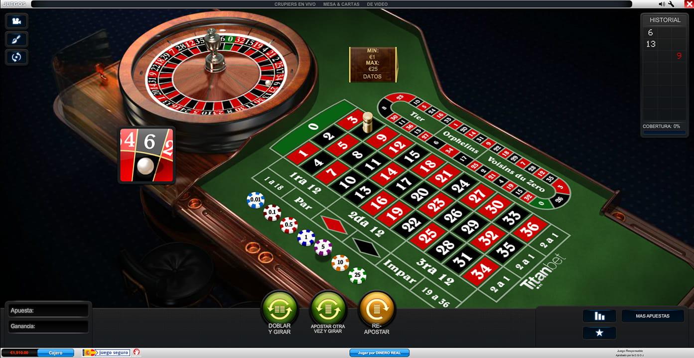 Casinos para Highrollers 250799