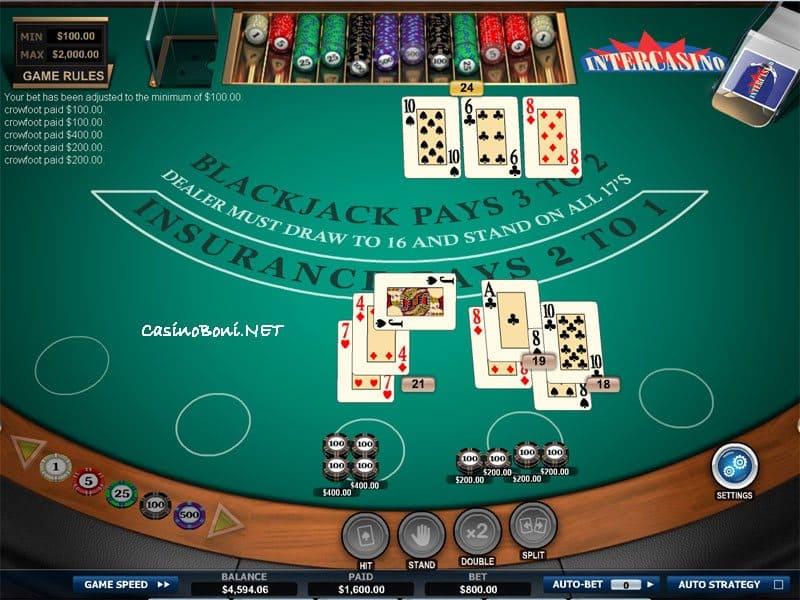 Jack casino net Santiago