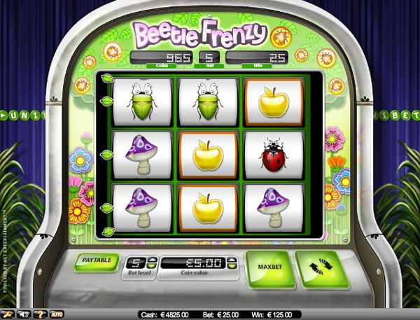 Casino Seguros Match Day fruit