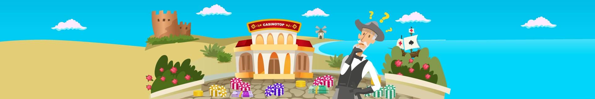 Selección de casino legales reseñas