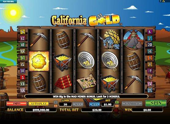 Casino play California 171287
