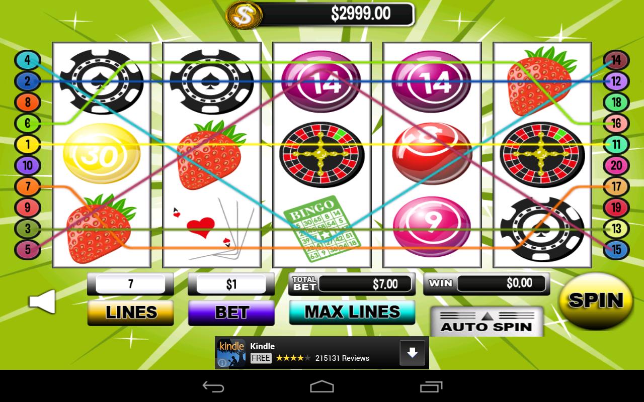 Normas funcionamiento Bingo EU 204449