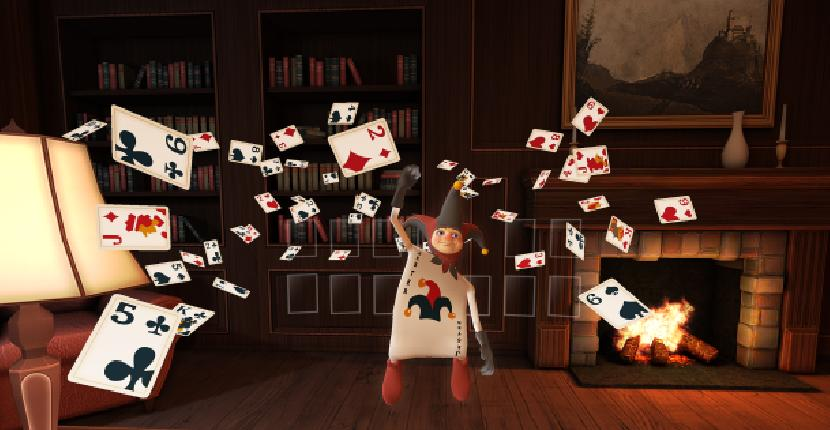 Realidad Virtual juega league